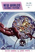 New Worlds Science Fiction (Nova Publications UK) Vol. 22 #65