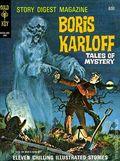 Boris Karloff (Story Digest Magazine 1970) 1
