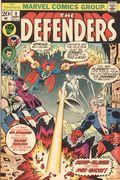 Defenders (1972 1st Series) 8