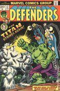Defenders (1972 1st Series) 12