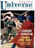 Universe Science Fiction (1953-1955 Palmer Publications) Pulp 7