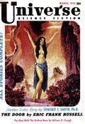 Universe Science Fiction (1953-1955 Palmer Publications) Pulp 4