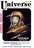 Universe Science Fiction (1953-1955 Palmer Publications) Pulp 1