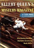 Ellery Queen's Mystery Magazine (1941-Present Davis-Dell) Vol. 26 #1