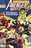 Avengers West Coast (1985) 86