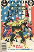 Batman and the Outsiders (1984) Annual 1