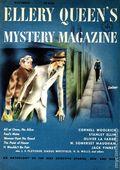 Ellery Queen's Mystery Magazine (1941-Present Davis-Dell) Vol. 18 #96