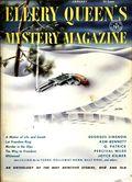 Ellery Queen's Mystery Magazine (1941-Present Davis-Dell) Vol. 19 #98