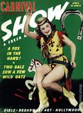 Carnival Combined with Show (1940-1942 Show Magazine) Vol. 1 #9