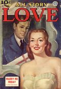 All-Story Love (1940s Popular Publications) Canadian Edition Vol. 101 #4