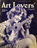 Art Lovers' Magazine (1925-1926 Hubbard) Magazine Vol. 1 #4