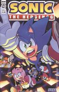 Sonic The Hedgehog (2018 IDW) 38A