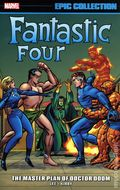Fantastic Four The Master Plan of Doctor Doom TPB (2021 Marvel) Epic Collection 2nd Edition 1-1ST