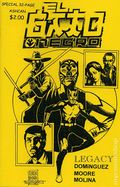 El Gato Negro: Legacy (2002 Ashcan Preview) 1