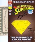 Adventures of Superman (1987) 501D.DF.SIGNED