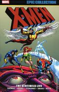 X-Men The Sentinels Live TPB (2021 Marvel) Epic Collection 2nd Edition 1-1ST