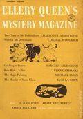 Ellery Queen's Mystery Magazine (1941-Present Davis-Dell) Vol. 29 #1B