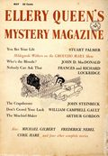Ellery Queen's Mystery Magazine (1941-Present Davis-Dell) Vol. 29 #5B