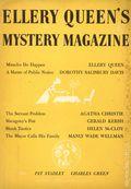 Ellery Queen's Mystery Magazine (1941-Present Davis-Dell) Vol. 30 #1B