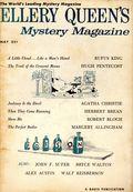 Ellery Queen's Mystery Magazine (1941-Present Davis-Dell) Vol. 33 #5B