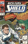 Nick Fury Agent of SHIELD (1989 3rd Series) 17