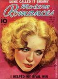 Modern Romances (1930-1997 Dell Publishing) Magazine Vol. 17 #6