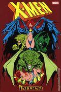 X-Men Inferno Omnibus HC (2021 Marvel) 1A-1ST