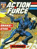 Action Force (1987) British GI Joe Special (Mag Size) 1