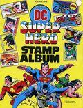 Super Hero Stamp Album (1976 DC/Marvel) 1DC