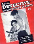 Actual Detective Stories (1937 Detective Stories Publishing) Vol. 3 #7