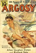 Argosy Part 4: Argosy Weekly (1929-1943 William T. Dewart) Jul 24 1937