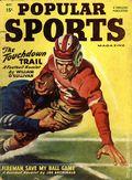 Popular Sports Magazine (1937-1951 Better Publications) Pulp Vol. 19 #1