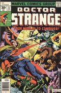 Doctor Strange (1974 2nd Series) 22