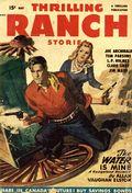 Thrilling Ranch Stories (1933-1953 Standard) Pulp Vol. 37 #2