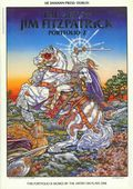 Art of Jim Fitzpatrick Portfolio 2 (1982) Signed 2