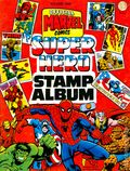 Super Hero Stamp Album (1976 DC/Marvel) 1MARVEL