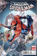 Amazing Spider-Man (1998 2nd Series) 700H.DF.SIGNED