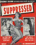 Suppressed (1954-1957 Suppressed Inc) Magazine May 1955