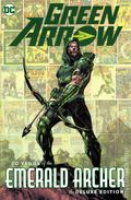 Green Arrow 80 Years of the Emerald Archer HC (2021 DC) The Deluxe Edition 1-1ST