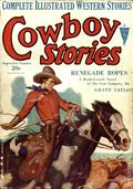 Cowboy Stories (1925-1937 Clayton/Street and Smith) Pulp Vol. 18 #3