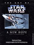 Art of Star Wars SC (1994 Del Rey Book) Episodes IV-VI Reissued Edition 1-1ST