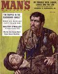 Man's Magazine (1952-1976) Vol. 6 #7