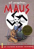Maus A Survivor's Tale HC (1986-1992 Pantheon Books) SET