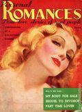 Personal Romances (1937-1976 Ideal Publishing) Mar 1938
