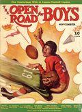 Open Road (1919-1954 Open Road Publishing) Vol. 21 #11