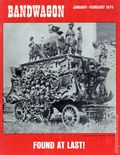 Bandwagon (1957 Circus Historical Society) Magazine Vol. 14 #1