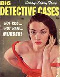 Big Detective Cases (1949-1956 Dell) True Crime Magazine 5