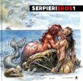 Serpieri Eros HC (2021 Lo Scarabeo) A Bilingual Collection 1-1ST