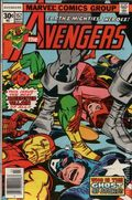 Avengers (1963 1st Series) Mark Jewelers 157MJ