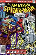 Amazing Spider-Man (1963 1st Series) Mark Jewelers 165MJ